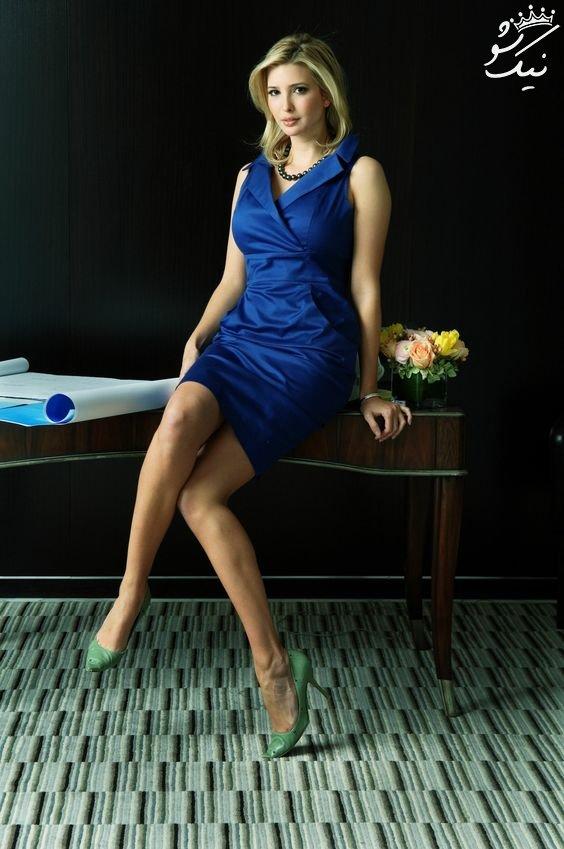جذاب ترین عکس های ایوانکا ترامپ بانوی پرقدرت آمریکایی