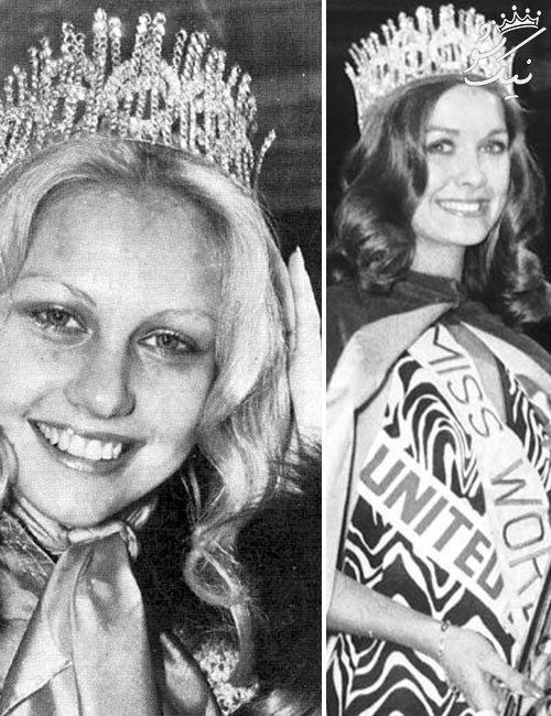 جذاب ترین دختران شایسته جهان در طول تاریخ +عکس