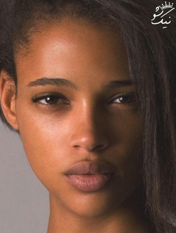 جذاب ترین دختران مو فرفری ،مدل موی فر