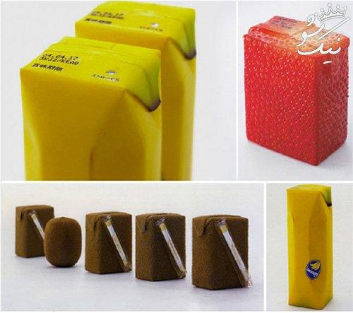 بهترین خلاقیت ها در بسته بندی های محصولات