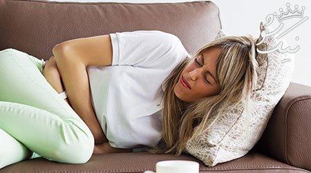 نحوه تشخیص دل درد بارداری و پریود خانم ها