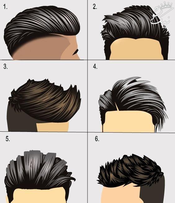 مدل مو مردانه +مدل ریش و ته ریش مردانه کوتاه و بلند