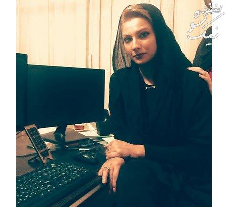 همراه با محیا دهقانی بازیگر خوش چهره ایرانی + اینستاگرام