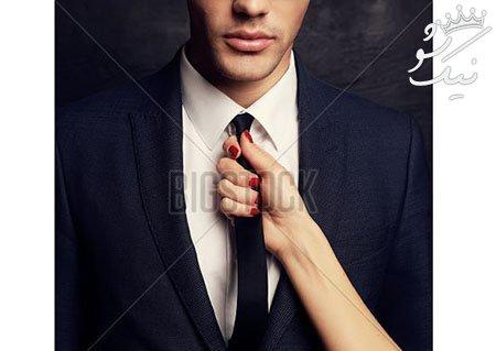 آموزش تصویری بستن انواع گره های کراوات و پاپیون