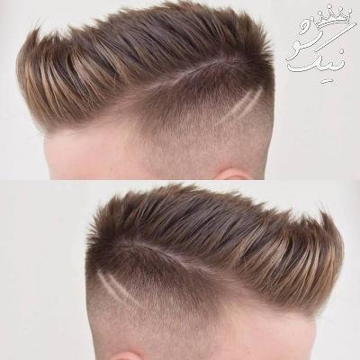 جدیدترین مدل موهای مردانه 2020 بلند و کوتاه