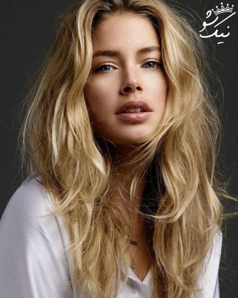 داوتزن کروس Doutzen Kroes مدل زیبایی که بدون آرایش جذاب تر است