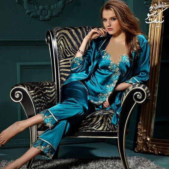 لباس خواب زنانه جذاب ،عکس ست های جذاب