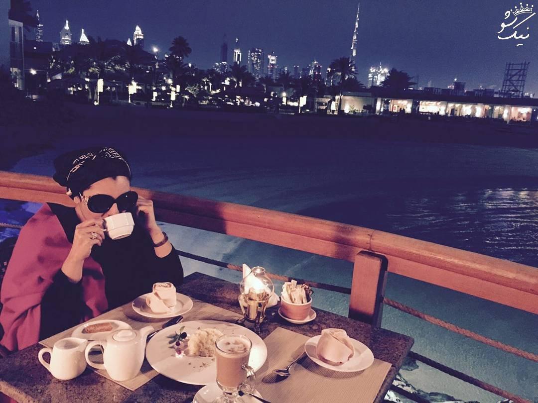 کافه اینستا با ساره بیات