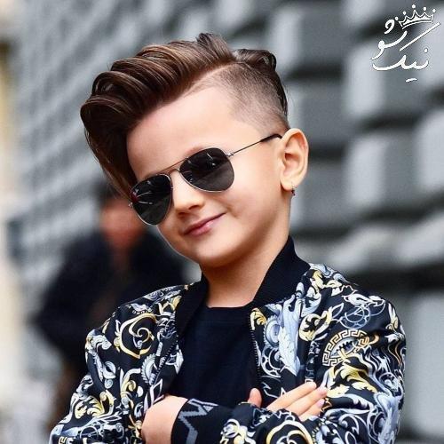 مدل مو برای کودکان +نکات حالت دهی