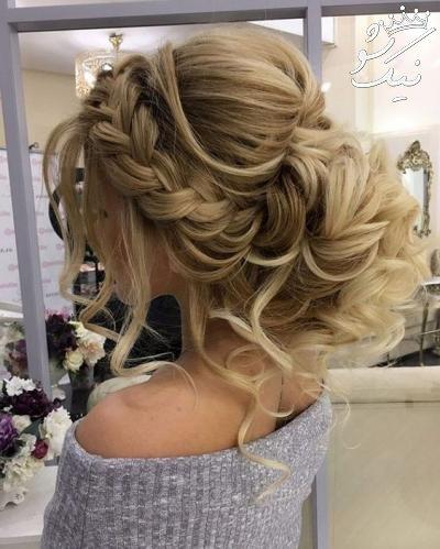 جذاب ترین مدل موی عروس از بهترین های اروپا