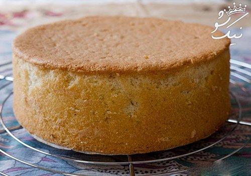 طرز تهیه کیک ساده مرحله به مرحله