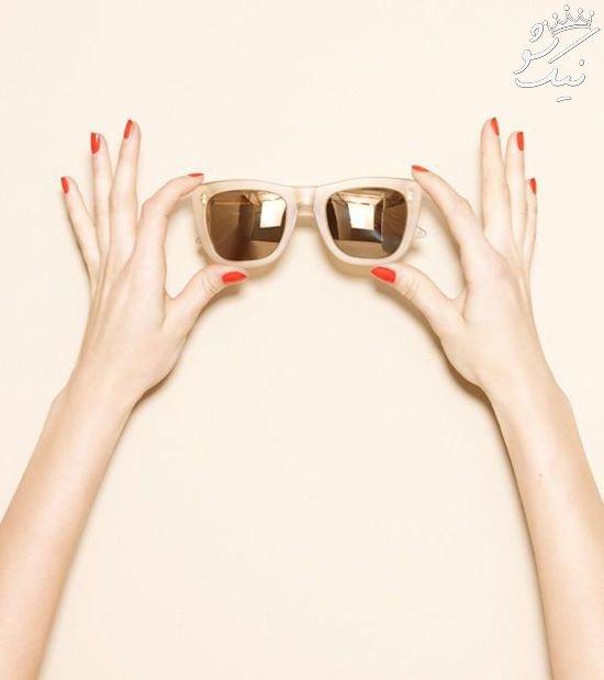 مدل های جدید عینک دخترانه فوق العاده شیک