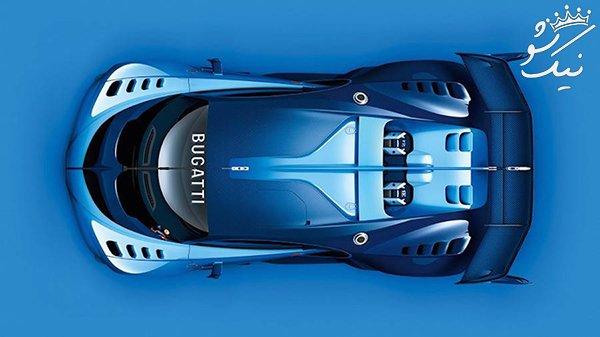 خودروی مسابقهای بوگاتی ویژن گرن توریسمو ( Vision Gran Turismo )