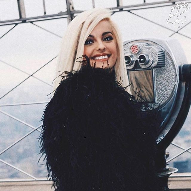 40 نکته خواندنی از بی بی رکسا خواننده جوان آمریکایی