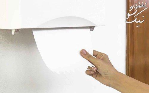 خطر استفاده از دستمال کاغذی برای واژن خانم ها