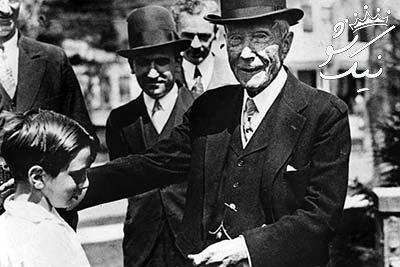 آموزه های موفقیت از دیویس راکفلر ثروتمندترین مرد تاریخ آمریکا