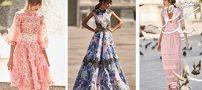 مدل های لباس مجلسی که امسال مد شده اند