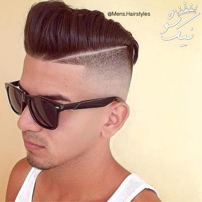 جذاب ترین مدل موی مردانه شیک و هایکلاس