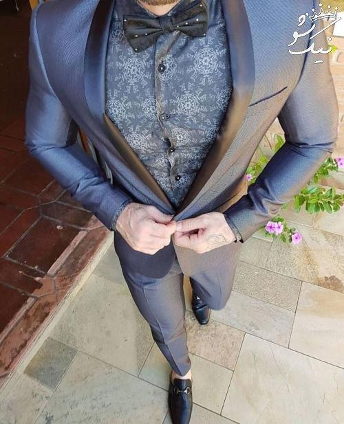 لباس رسمی مردانه  بهترین استایل های رسمی مردانه