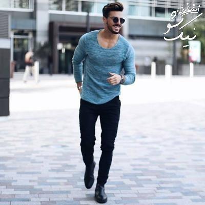 لباس اسپرت مردانه  جدیدترین استایل های اسپرت مردانه