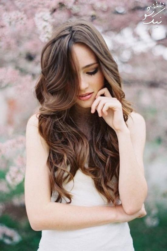 کالکشن انواع مدل موی عروس واقعا زیبا و شیک