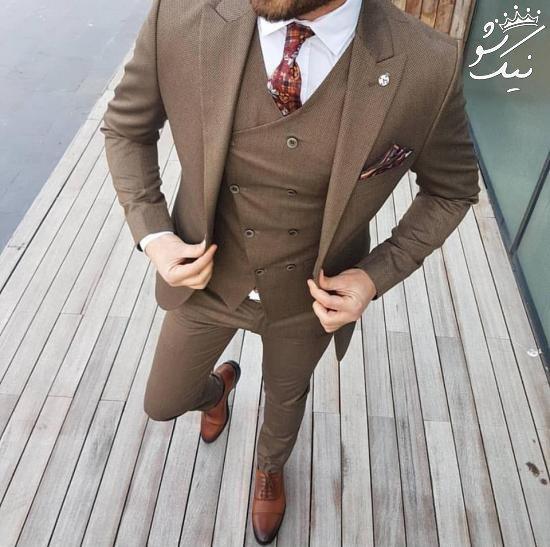 تیپ های جذاب رسمی مردانه