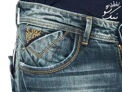 مدل شلوار جین مردانه شیک و جذاب