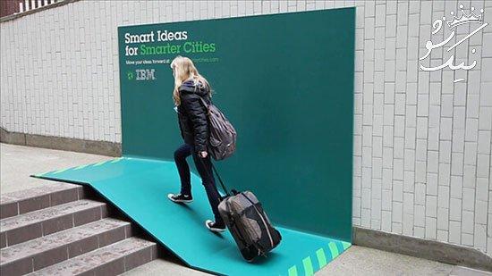جذاب ترین ایده های تبلیغاتی خلاقانه و هوشمندانه