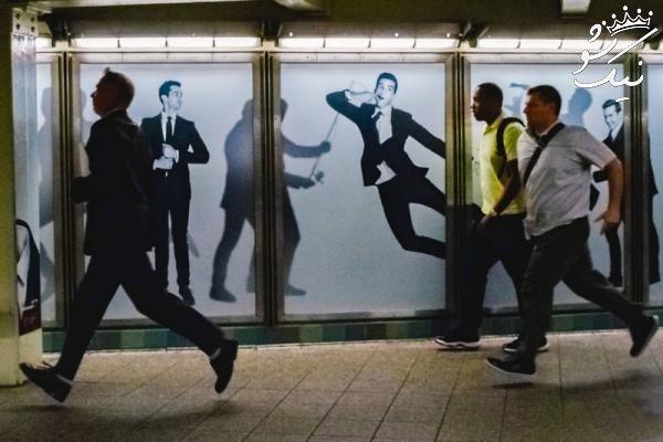 عکس های تصادفی جالب در خیابان ها