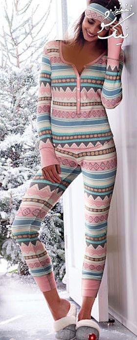 لباس خواب و لباس راحتی زنانه واقعا شیک و جذاب