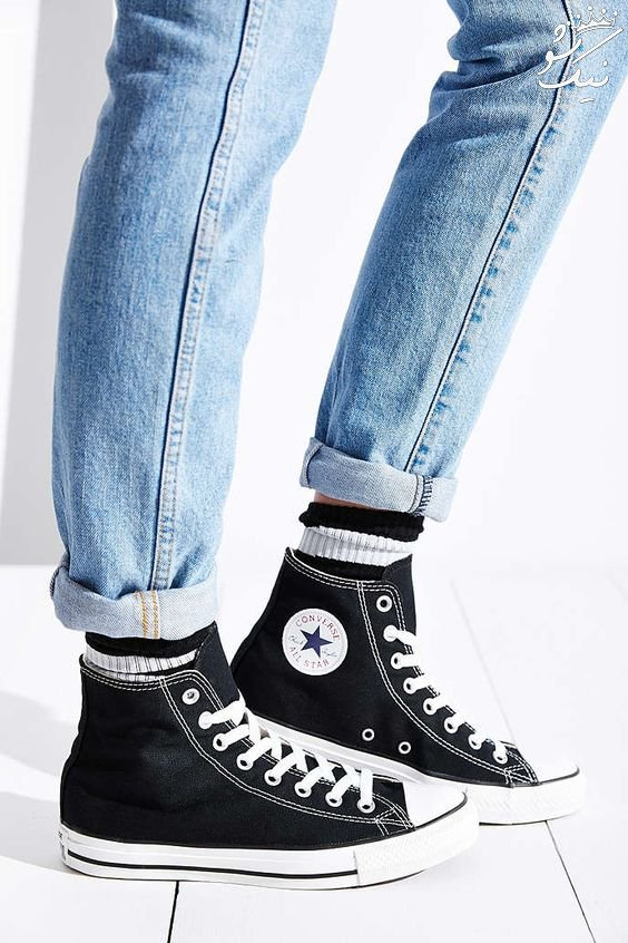مدل های کفش آل استار دخترانه مخصوص خوش تیپ ها