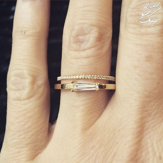 زیباترین حلقه های ازدواج ,حلقه نامزدی لاکچری