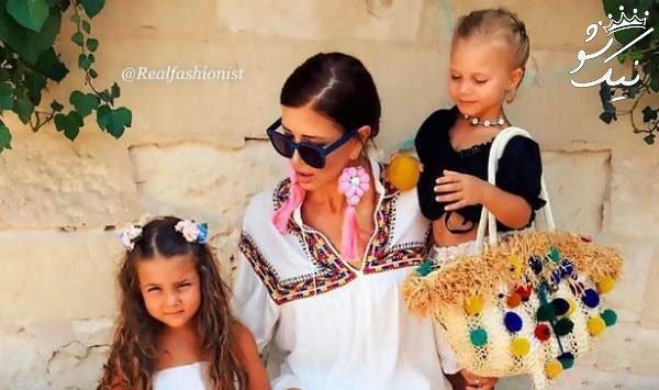 زاکلینا جذاب ترین مادربزرگ جهان که خواستنی و زیبا است