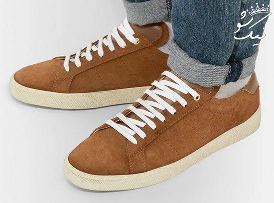 بهترین کفش های کتانی شیک برای دختر پسرها