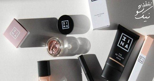انتخاب لوازم آرایش برای خانم های جذاب