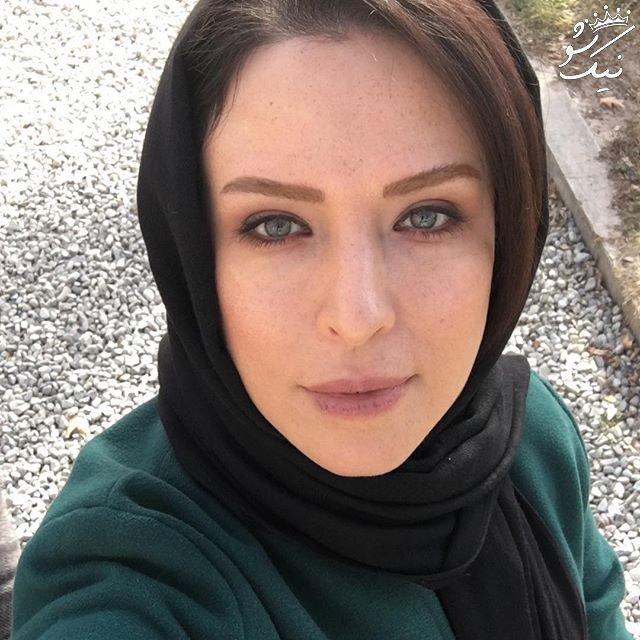 لادن سلیمانی بازیگری که در 16سالگی مادر شد +عکس