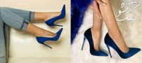 با این مدل های کفش پاشنه بلند بی نهایت خواستنی شوید