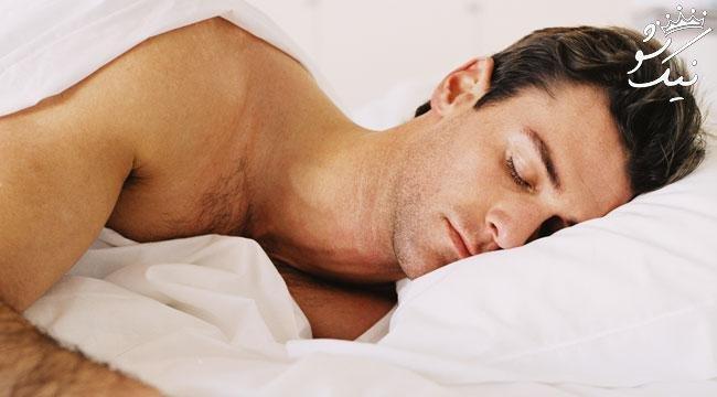 افرادی که در خواب عرق می کنند بخوانند