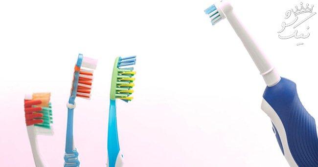 مسواک هایی که باعث پوسیدگی دندان می شوند