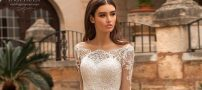 لباس عروس آستین گیپور دنباله دار لاکچری ترکیه ای