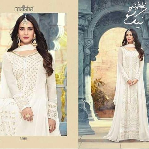 مدل لباس هندی ساری و پنجابی که امسال مد شده اند