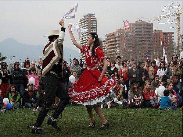 با بهترین و زیباترین رقص های آمریکایی آشنا شوید