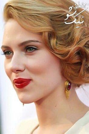 اسکارلت جوهانسون دختر خوش استایل تحسین شده سینما