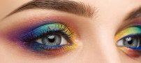 راهنمای کامل آرایش چشم مرحله به مرحله تصویری