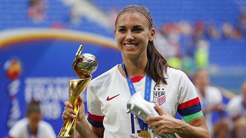 جذاب ترین و خوش اندام ترین زنان فوتبالیست دنیا