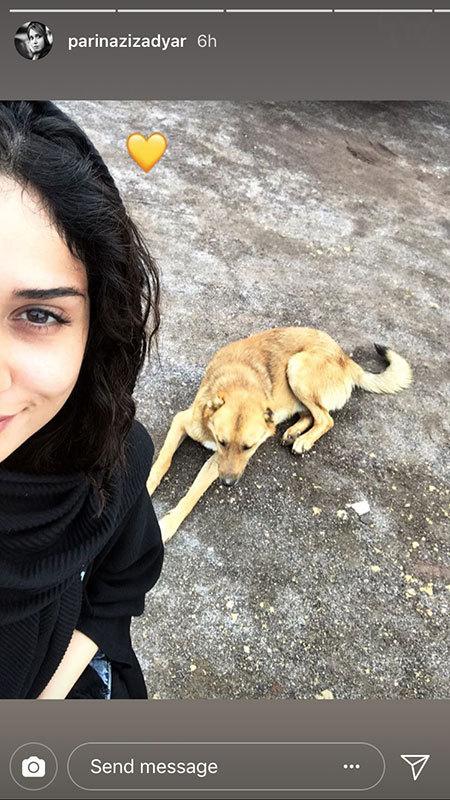 عکس های جنجالی بازیگران ایرانی در این هفته