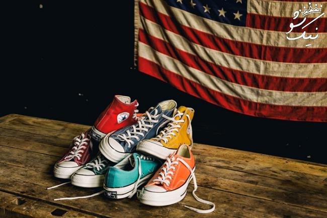 همه چیز درباره کفش آل استار All Star Converse