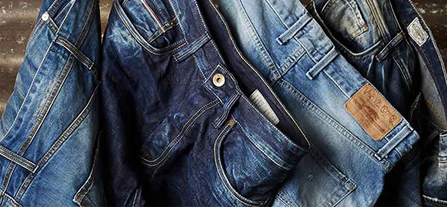 انواع مدل های شلوار جین + نکات پوشیدن jean wear