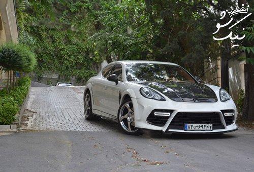 لوکس ترین خودروهای بازار تهران را بشناسید