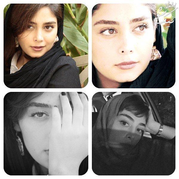 اینستاگردی با دیبا زاهدی دختر خوش تیپ سینمای ایران